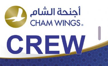 Cham Wings Crew Tag